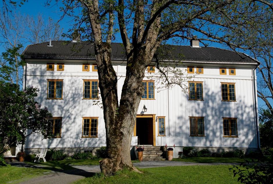 Abildsø gård foto