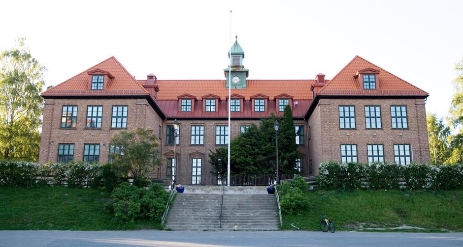 Østensjø skole foto