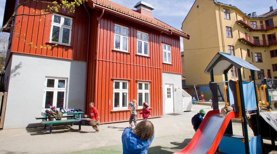 Etterstadgata barnehage