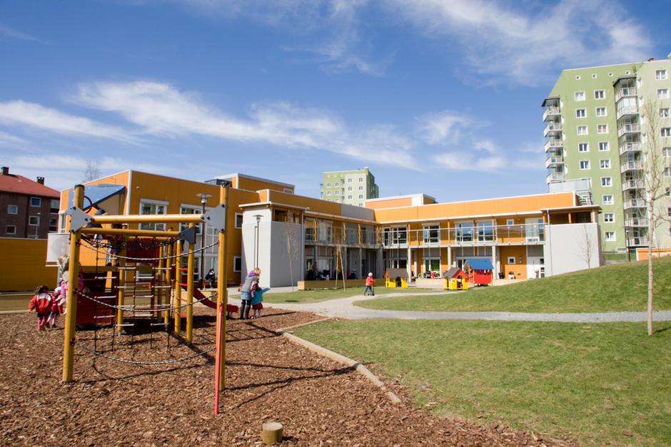 Etterstadjordet barnehage