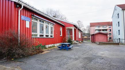 Årvollskogen barnehage - utebilde