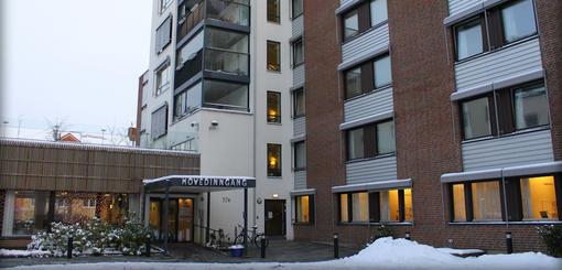 St. Hanshaugen omsorgssenter