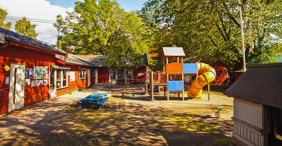 Hammerfestgata barnehage