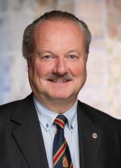 Bystyremedlem Peter N. Myhre (F)