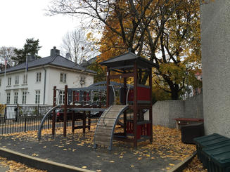 Frogner International Pre-School - utebilde