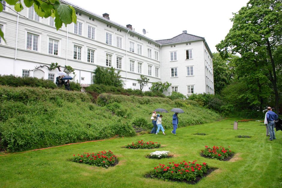 Bydel Bjerke - barokkhagen 2005