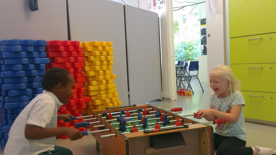 Steinspranget barnehage - innebilde