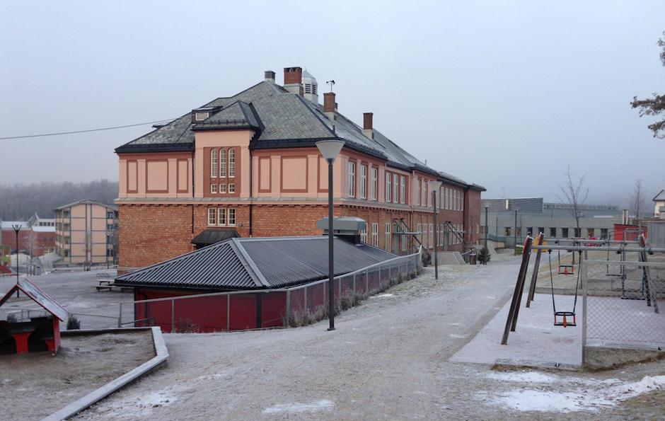 Kjelsås skole barnehage