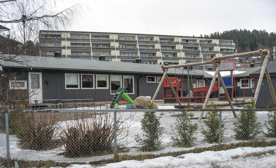 Kløfterhagen private barnehage