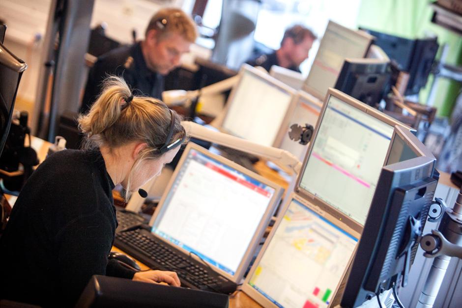 Hver dag håndterer Brann- og redningsetatens 110-sentral hundrevis av telefoner fra folk i Oslo som trenger hjelp.