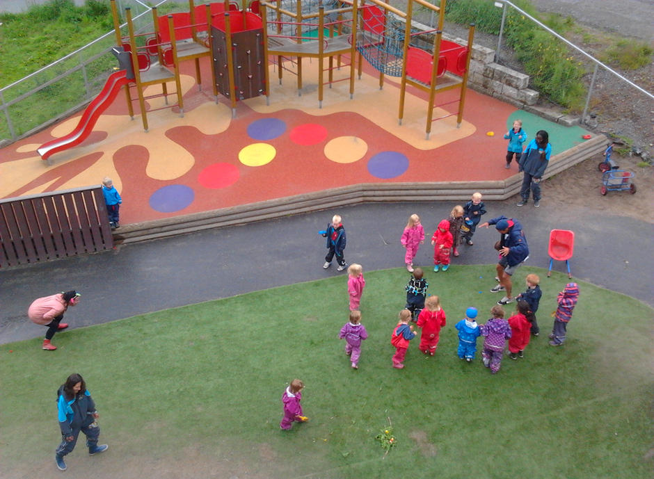 Kværnerbyen FUS barnehage