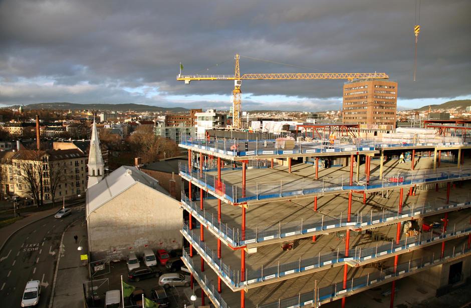 Bygg i Oslo