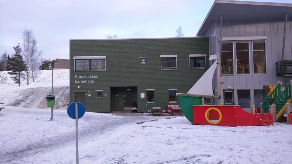 Velkommen til Gransbakken barnehage