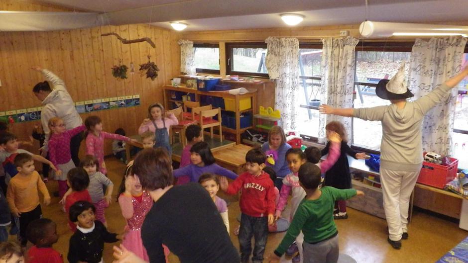 Lohøgda barnehage - innebilde