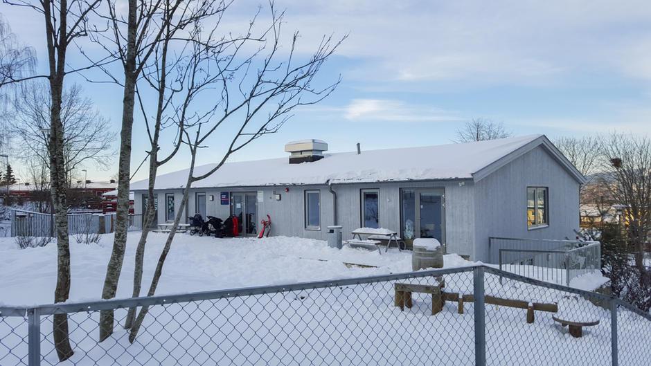 Havnehagen barnehage ligger i et rolig boligstrøk med kort vei tl Østmarka.