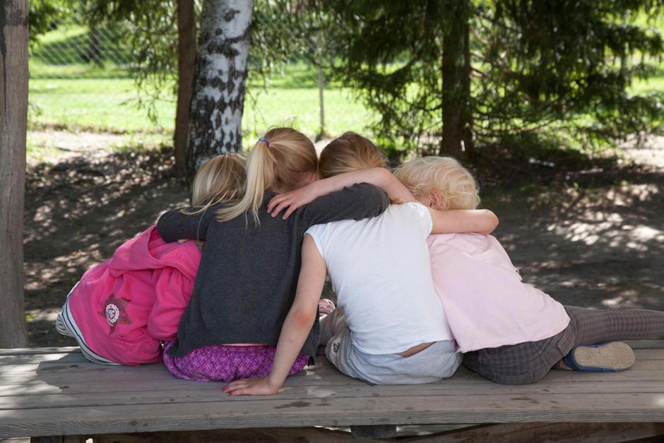 Vennskap mellom barn er satsningsområde